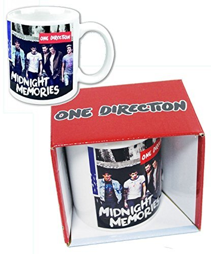 One Direction - One Direction Midnight Memories (Ceramic Boxed Mug)