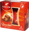Côte d'Or - Bouchee Milk Chocolate (Pack of 4)