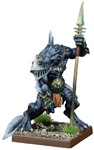 Kings of War - Trident Realm: Eckter, Placoderm Defender (Miniatures)