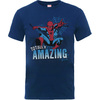 Amazing Spider-man Boys Navy T-Shirt (12-13 years)