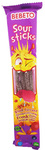 Bebeto - Liquorice Black Currant Sour Sticks (35g)