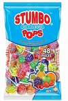 Stumbo - Assorted Flavour Lollipops (Pack of 48)