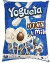 Yogueta - Cookies & Milk Lollipos (Pack of 48)