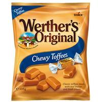 Werther's Original - Caramel Chewy Toffees (135g)