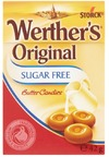 Werther's Original - Sugar Free Classic Butter Candies (42g)