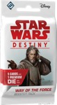 Star Wars: Destiny - Way of the Force Booster Pack (Collectible Dice Game)