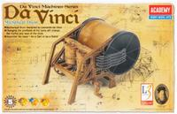 Academy - Da Vinci Mech Drum (Plastic Model Kit) - Cover