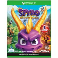 Spyro Reignited - Remastered Trilogy (Xbox One)