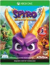Spyro Reignited - Remastered Trilogy (Xbox One) Cover