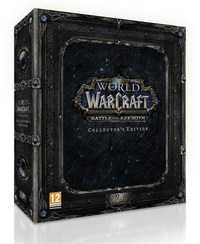 World of Warcraft: Battle for Azeroth - Collector's Edition (PC) - Cover