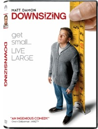 Downsizing (DVD) - Cover