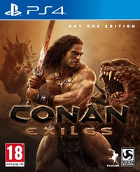 Conan Exiles: Day 1 Edition (PS4)