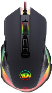 Redragon Dagger RGB 10000DPI Gaming Mouse - Black - Cover