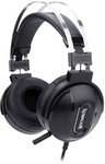 Redragon Ladon Active Noise Cancelling Gaming Headset - Black