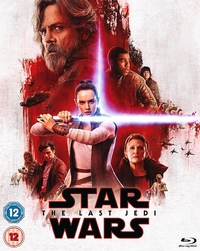 Star Wars - The Last Jedi - Limited Edition (The Resistance) (Blu-ray) - Cover