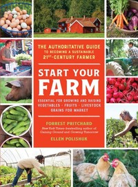 Start Your Farm - Forrest Pritchard (Paperback) - Cover