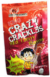 King - Crazy Crackles - Wild Cherry Popping Candy (15g)