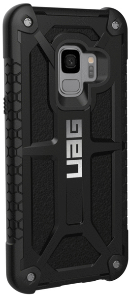 factory price 2f272 35f24 UAG Monarch Series Case for Samsung Galaxy S9 - Black