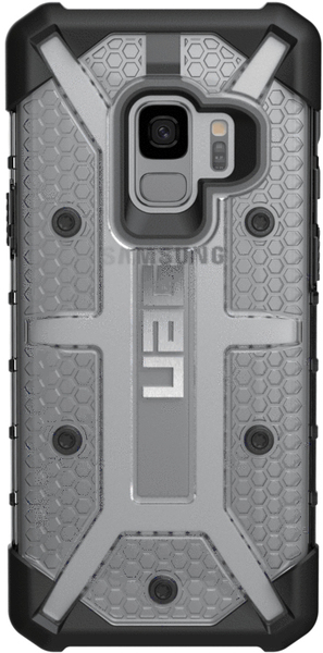 the latest 2a715 338be UAG Plasma Series Case for Samsung Galaxy S9 - Ice