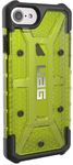 UAG Plasma Series Case for Apple iPhone 6s 7 and 8 - Citron Yellow