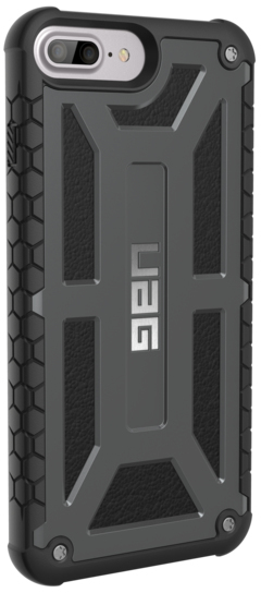 detailed look 5cee3 90f62 UAG Monarch Series Case for Apple iPhone 6s 7 and 8 Plus - Graphte
