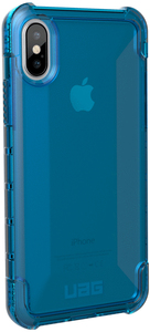 UAG Plyo Series Case for Apple iPhone X - Glacier Blue - Cover
