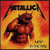 Metallica - Jump In the Fire Patch Cover