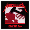 Metallica - Kill Em All (Patch) Cover