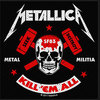 Metallica - Metal Militia (Patch)