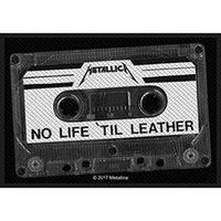 Metallica - No Life 'Till Leather Patch - Cover