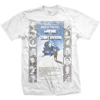 Studio Canal Murder On The Orient Express Mens White T-Shirt (X-Large)