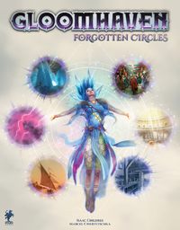 Gloomhaven - Forgotten Circles Expansion (Board Game) - Cover