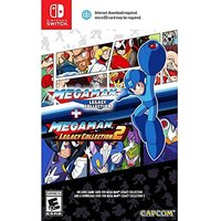 Mega Man: Legacy Collection 1 + 2 (US Import Switch)