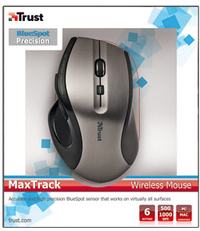 Trust - MaxTrack Wireless Mouse - Cover