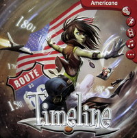 Timeline - Americana (Card Game) - Cover