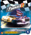 Formula D - Circuits 1: Sebring & Chicago Expansion (Board Game)