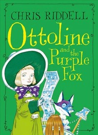 Ottoline and the Purple Fox - Chris Riddell (Paperback) - Cover