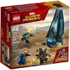 LEGO® Avengers: Infinity War - Outrider Dropship Attack Cover