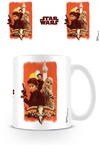 Star Wars - Solo: Friends And Enemies Mug (400ml) Cover