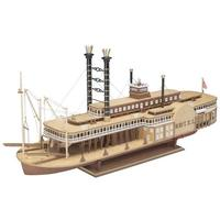 Constructo - 1/48 - Robert E. Lee Paddle Wheel Steamboat (Wooden Ship Kit)