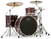 Mapex MA446S Mars Series 4 Piece Drum Shell Kit (Bloodwood)