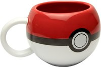 Pokemon - Pokeball 3D Mug - Cover