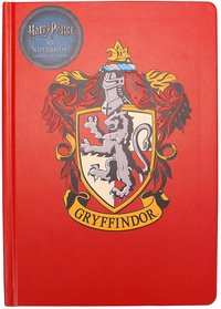 Harry Potter - House Gryffindor A5 Notebook - Cover