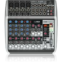 Behringer QX1202USB Xenyx 12-Channel Mixer with USB