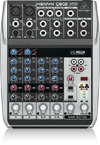 Behringer Q802USB Xynys 8-Channel Mixer with USB