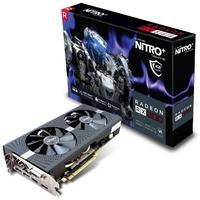 Sapphire Nitro+ AMD Radeon RX580 4GD5 OC Edition Gaming Graphics Card