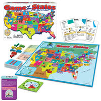Game of the States (Board Game)