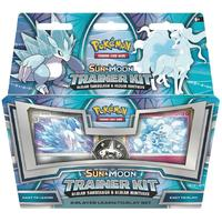 Pokémon TCG - Sun & Moon Trainer Kit - Alolan Sandslash & Alolan Ninetales (Trading Card Game)