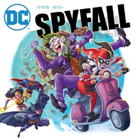 DC Spyfall (Party Game) - Cover