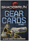 Shadowrun - Gear Cards, Series 1 (Role Playing Game)
